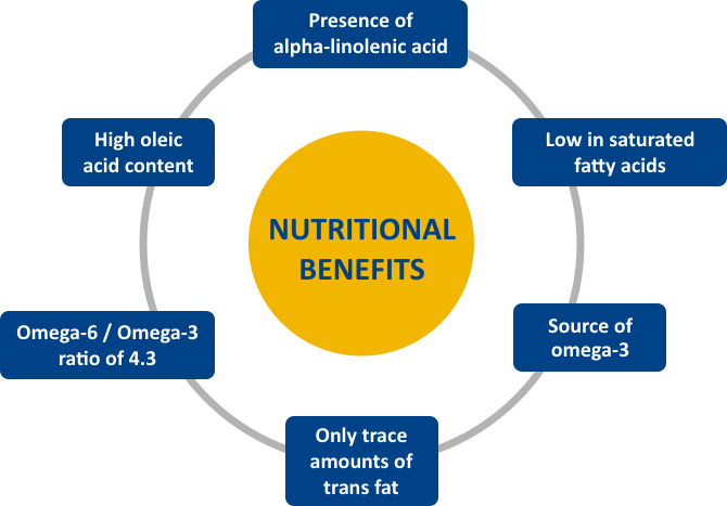 Nutritional Benefits